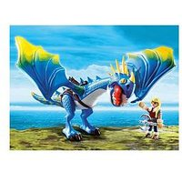 Playmobil Playmobil 9247 Dragons Astrid & Stormfly, One Colour