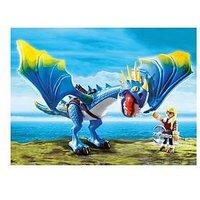 Playmobil Playmobil 9247 Dragons Astrid &Amp; Stormfly