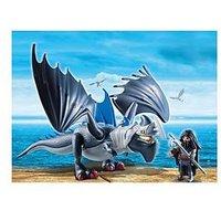 Playmobil Playmobil 9248 Dragons Drago &Amp; Thunderclaw