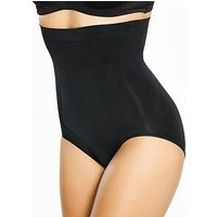 Spanx Oncore High Waisted Brief, Black, Size 2Xl, Women