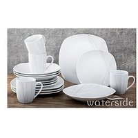 Product photograph showing Waterside Harper 16-piece Dinner Set