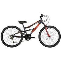 Barracuda Draco Dual Suspension Mountain Bike 24 Inch Wheel