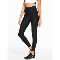 Nike Training Power Sculpt Victory Leggings, Black, Size L, Women