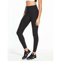 Nike Training Power Sculpt Leggings - Black, Black, Size Xl, Women