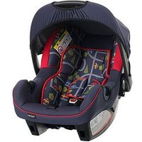 Obaby Toy Traffic Group 0+ Car Seat, One Colour