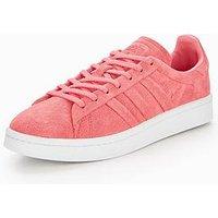 adidas Originals Campus Stitch & Turn - Pink , Pink, Size 5, Women