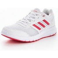 adidas Duramo Lite 2.0 - White/Pink , White/Pink, Size 6, Women