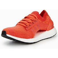 adidas Ultraboost X - Coral , Coral, Size 9, Women