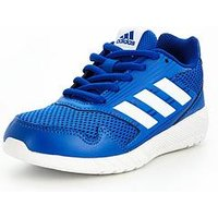 adidas AltaRun Childrens Trainer, Blue, Size 4