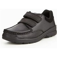 Clarks Obie Play Junior Shoe, Black, Size 13 Younger
