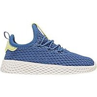 adidas Originals Adidas Originals PW Tennis Infant Trainer, Blue/White, Size 9