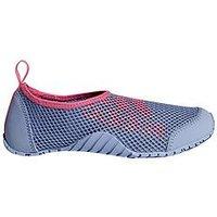 adidas Kurobe K Childrens Water Shoe, Lilac, Size 5