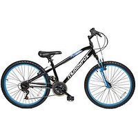 Muddyfox Sniper Hardtail Boys Mountain Bike 24 Inch Wheel