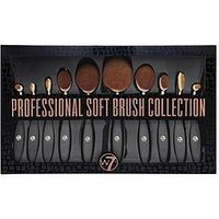 W7 Professional Brush Set, One Colour, Women