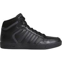 adidas Originals Varial Mid, Black/Grey, Size 12, Men