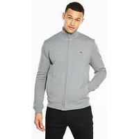 Lacoste Sportswear Zip Through, Grey, Size 3, Men