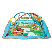 Tiny Love Gymini Kick & Play City Safari, One Colour