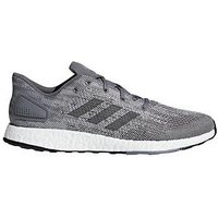 adidas PureBOOST DPR, Grey, Size 8, Men