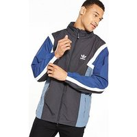 adidas Originals Nova Wind Jacket, Multi, Size M, Men