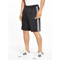 adidas Originals Football Shorts, Black, Size S, Men