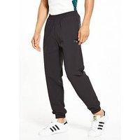 adidas Originals EQT Pants, Black, Size S, Men