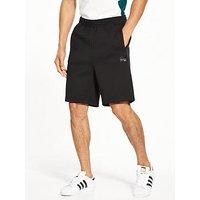 adidas Originals EQT Shorts, Black, Size Xl, Men