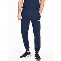 adidas Essential Track Pants, Navy, Size M, Men