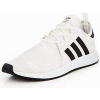adidas Originals X_PLR, White, Size 9, Women