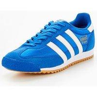 adidas Originals Dragon, Blue, Size 6, Men