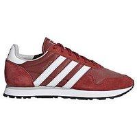 adidas Originals Haven, Red, Size 9, Men