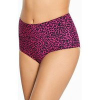 V by Very Shapewear High Waisted Brief, Print, Size 22, Women
