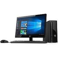 Hp 260-A121Na, Intel&Reg; Pentium&Reg;, 4Gb Ram, 1Tb Hard Drive, 'Mega Value Bundle' Desktop Pc + 21.5In Full Hd Monitor - Deskt