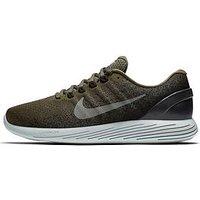 Nike Lunarglide 9 - Khaki , Khaki, Size 6, Men