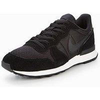 Nike Internationalist SE, Black, Size 10, Men