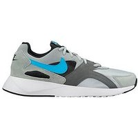 Nike Pantheos, Light Grey/Blue, Size 6, Men