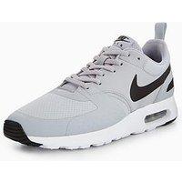 Nike Air Max Vision SE, Grey/Black, Size 8, Men