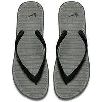 Nike Solarsoft Ii, Black, Size 12, Men