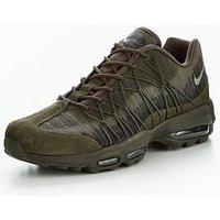 Nike Air Max 95 Ultra Jacquard, Khaki, Size 12, Men