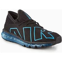 Nike Air Max Flair, Black/Turquoise, Size 9, Men