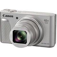Canon Powershot Sx730 Hs 20.3Mp 40X Zoom Camera - Silver,
