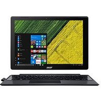 Acer Switch 3, Intel&Reg; Pentium&Reg; Quad-Core, 4Gb Ram, 64Gb Storage, 12.2 Inch Full Hd Touchscreen 2-In-1 Laptop (Silver) Wi