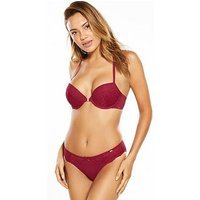DORINA Natalie Push Up Bra - Red, Red, Size 32D, Women