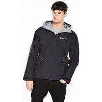 Berghaus Stormcloud Jacket, Black, Size Xl, Men