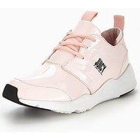 Juicy Couture Gerbera Trainer, Pink, Size 4, Women