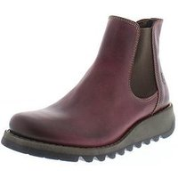 Fly London Fly Salv Ankle Boot, Purple, Size 8, Women