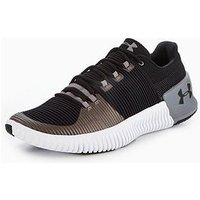 UNDER ARMOUR Ultimate Speed, Black, Size 6, Men
