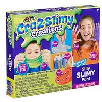 Cra-Z-Art Cra-Z-Slimy Creations Silly Slimy Fun Slime Kit