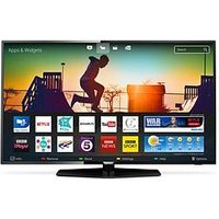 Philips 43Pus6162 43 Inch 4K Ultra Hd Certified, Hdr, Smart Tv With Freeview Hd And Freeview Play