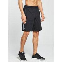 UNDER ARMOUR Tech Mesh Shorts, Black, Size M, Men