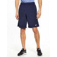 New Balance Versa Shorts, Navy, Size M, Men